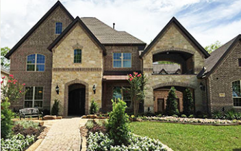 Toll Bros. Model Home at Sienna Plantation