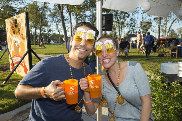 Sienna Oktoberfest Raises Thousands of Dollars