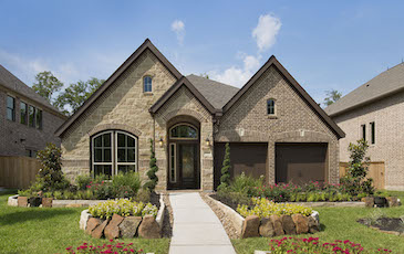 Perry Model Home at Sienna Plantation