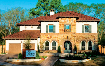 Darling Model Home at Sienna Plantation