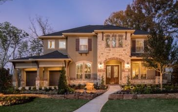 Trendmaker Model Home at Sienna Plantation
