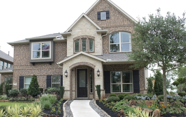 Newmark Model Home at Sienna Plantation